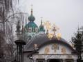 В Киевсовете решили снести МАФ возле руин Десятинной церкви