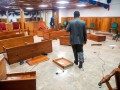 В Сенате Гаити произошла стрельба