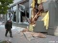 В центре Киева неизвестные разгромили мебельный магазин