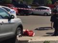 Очевидец убийства чиновника Укрспирта рассказал подробности