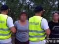 В Киеве две женщины задержаны за разбойное нападение на мужчину