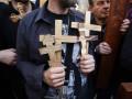 В канун Пасхи в Иерусалиме собрались тысячи паломников