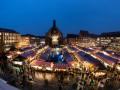 В Нюрнберге из-за пандемии отменили рождественский базар