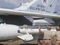 Над Сирией заметили российские Су-34 с противокорабельными ракетами