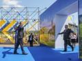 Порошенко открыл символические двери в безвизовый режим с ЕС на украинско-словацкой границе
