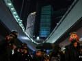 Протестующие в Гонконге вооружились луками, копьями и арбалетами