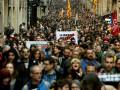 Протесты в Каталонии: 28 пострадавших