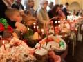 Определен график освящения пасхальных корзин в Киеве