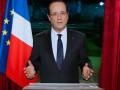 Президент Франции отреагировал на обстрел редакции Charlie Hebdo