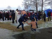 На Крещение возле водоемов будут дежурить около 3 тысяч спасателей