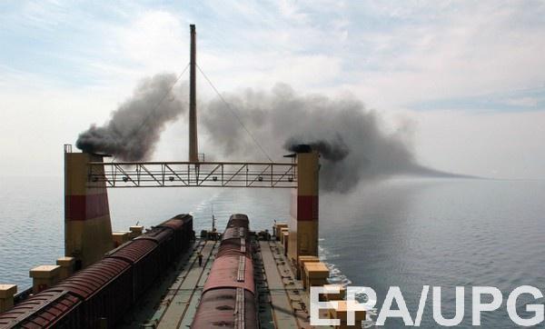 В турецких портах наложен запрет на швартовку кораблей из Крыма