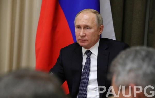 Владимир Путин ждет реакции западных партнеров на предложение по СНВ-3