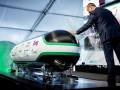 Через Киев может пройти три ветки вакуумного поезда