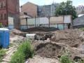 Скандальная стройка в Десятинном переулке: у церкви хотят отобрать землю