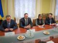 Ермак встретился с представителями Большой Семерки: О чем говорили
