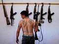 США обеспечат боевиков Сирии оружием до конца сентября