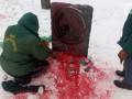 В Харькове облили краской памятник атаману Ивану Сирко