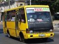 В Одессе маршрутчик не взял пассажиров и был избит на остановке
