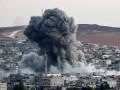 Россия нанесла авиаудары в Сирии впервые за три месяца