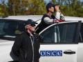 Боевики требуют от ОБСЕ пропуск и спецразрешение