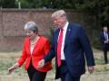 Трамп посоветовал Мэй подать в суд на ЕС