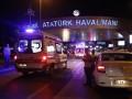 В cтамбульском аэропорту произошли взрывы, слышна стрельба