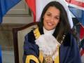 Бывшая Мисс Мира стала мэром Гибралтара