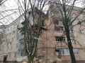 Под завалами дома в Фастове ищут 22-летнюю девушку