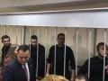 Суд в Москве начал продлевать арест украинским морякам