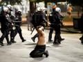 В Сербии введение комендантского часа вызвало беспорядки