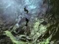 Облака внутри горы: фото уникальной пещеры