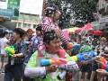 В Таиланде 237 человек погибли в ДТП за четыре дня празднования Сонгкрана