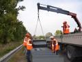 В Укравтодоре назвали причину разрушения моста в Харькове