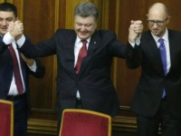 Телеведущий через суд добивается запрета выезда из Украины Порошенко и его соратников