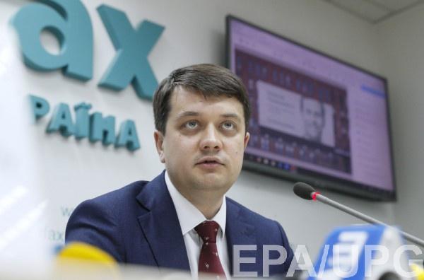 Разумков прокомментировал интервью Филарета