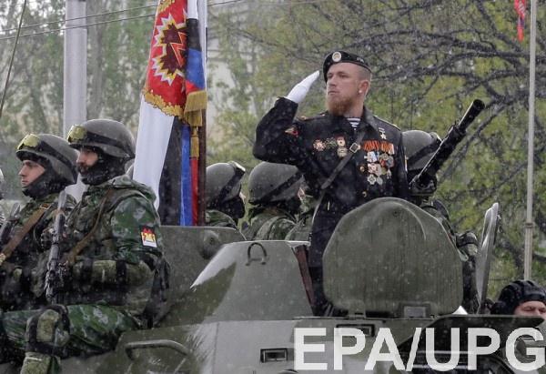 Боевики заявили, что задержали членов Misanthropic Division