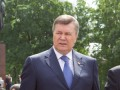 Неудобные вопросы о Тимошенко не остановили Януковича в