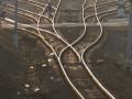 Из-за подрыва моста в Запорожской области отменили поезда