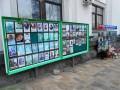 Пустые улицы, памятники погибшим боевикам и разрушенные здания: как выглядит Луганск