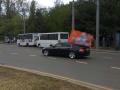 В Одессе мужчине грозит тюрьма за советский флаг