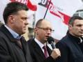 Оппозиция: Отмена материальной помощи партиям во время выборов поможет избежать подкупа избирателей - Ъ