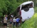 Трое пострадавших в ДТП под Черниговом россиян остаются в больнице