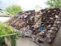Последствия стихии на Закарпатье показали с воздуха