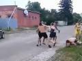 Полицейские в пьяной драке стреляли в троих человек на Житомирщине
