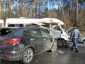 Под Киевом разбилась маршрутка: есть погибшие, десятки пострадавших