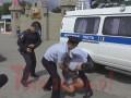 В Алуште оккупанты разогнали митинг против застройки набережной