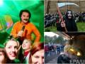 День в фото: марш зомби в Киеве, самая большая тыква в мире и DJ-set Павла Зиброва