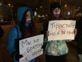 В Киеве протестовали против гастролей украинских артистов в РФ