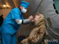 КГГА: В Киеве медики зарегистрировали 5 тыс. 704 больных гриппом и ОРВИ
