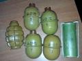 В Славянске задержали волонтера, который пытался вывезти пять гранат и более 300 патронов